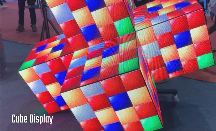 Cube Display