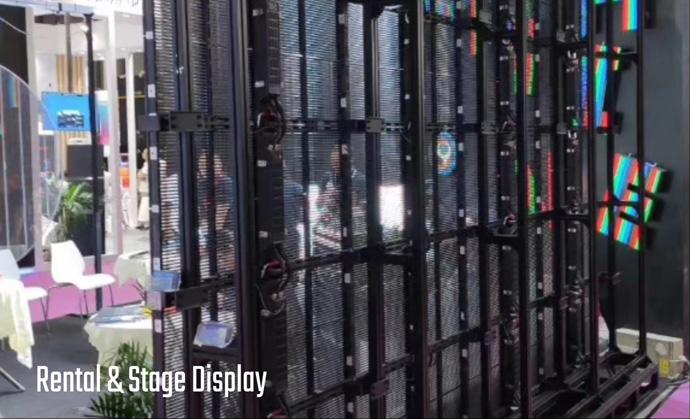 Rental & Stage Display