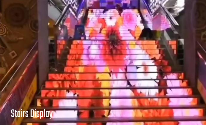 Stairs Display